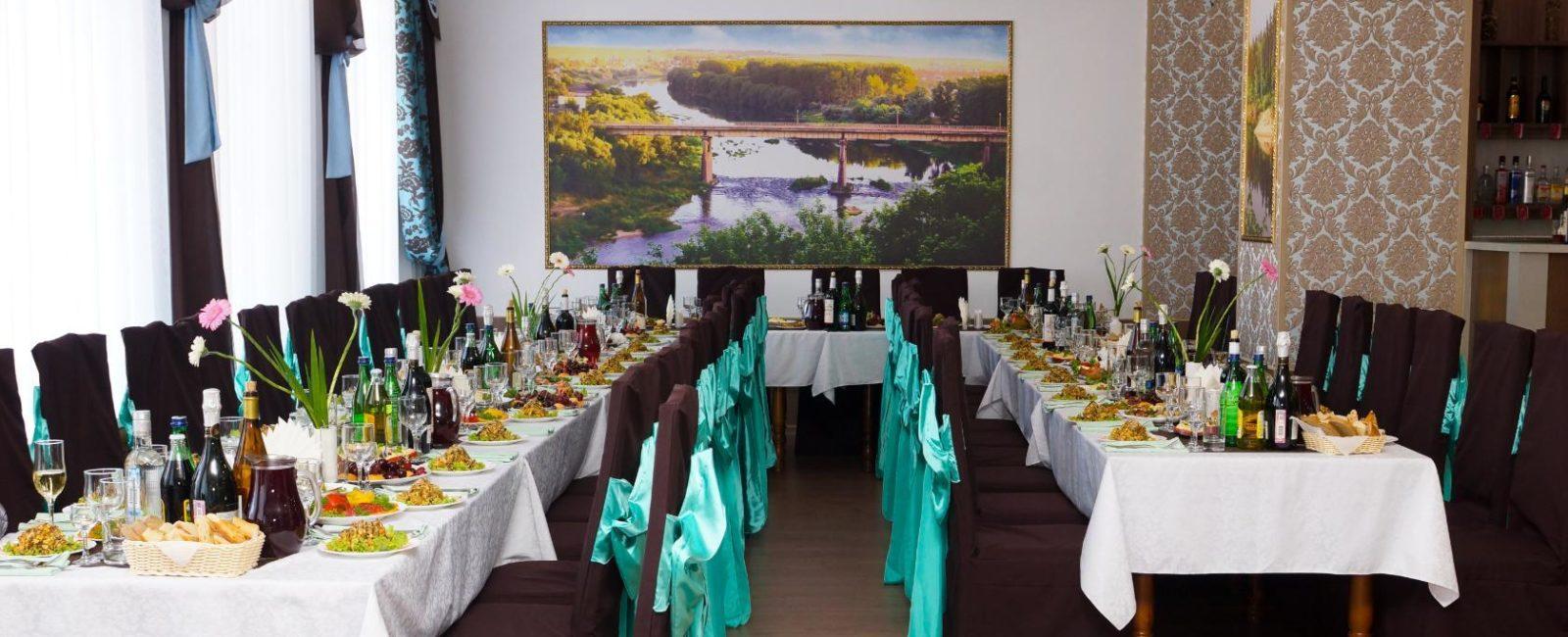 Ресторан Сосна